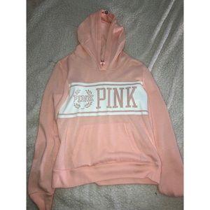 VS Pink light weight hoodie